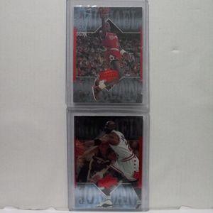 "Jordan Cards ""Athlete of the Century"""